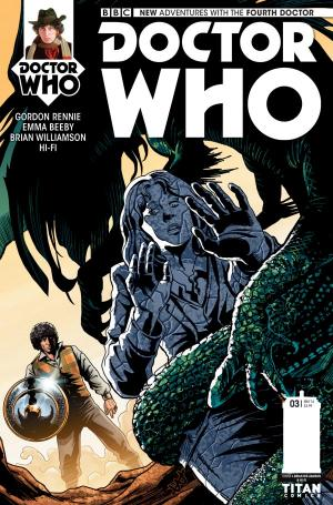THE FOURTH DOCTOR #3 (Credit: Titan)