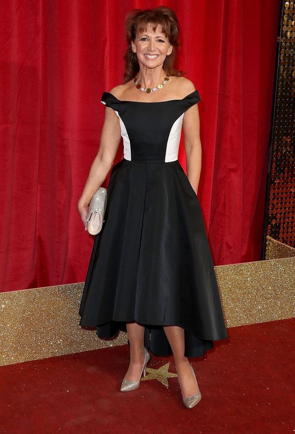 Bonnie Langford (Credit: 2016 Soap Awards)