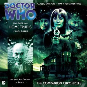 Doctor Who: Home Truths