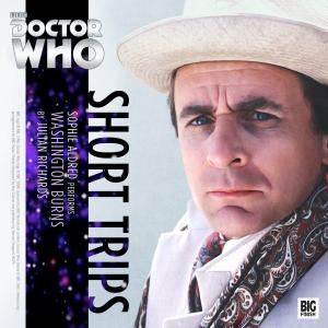 Washington Burns (Credit: Big Finish / Mark Plastow)