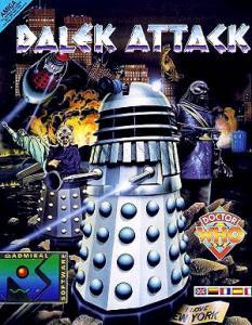 Doctor Who: Dalek Attack