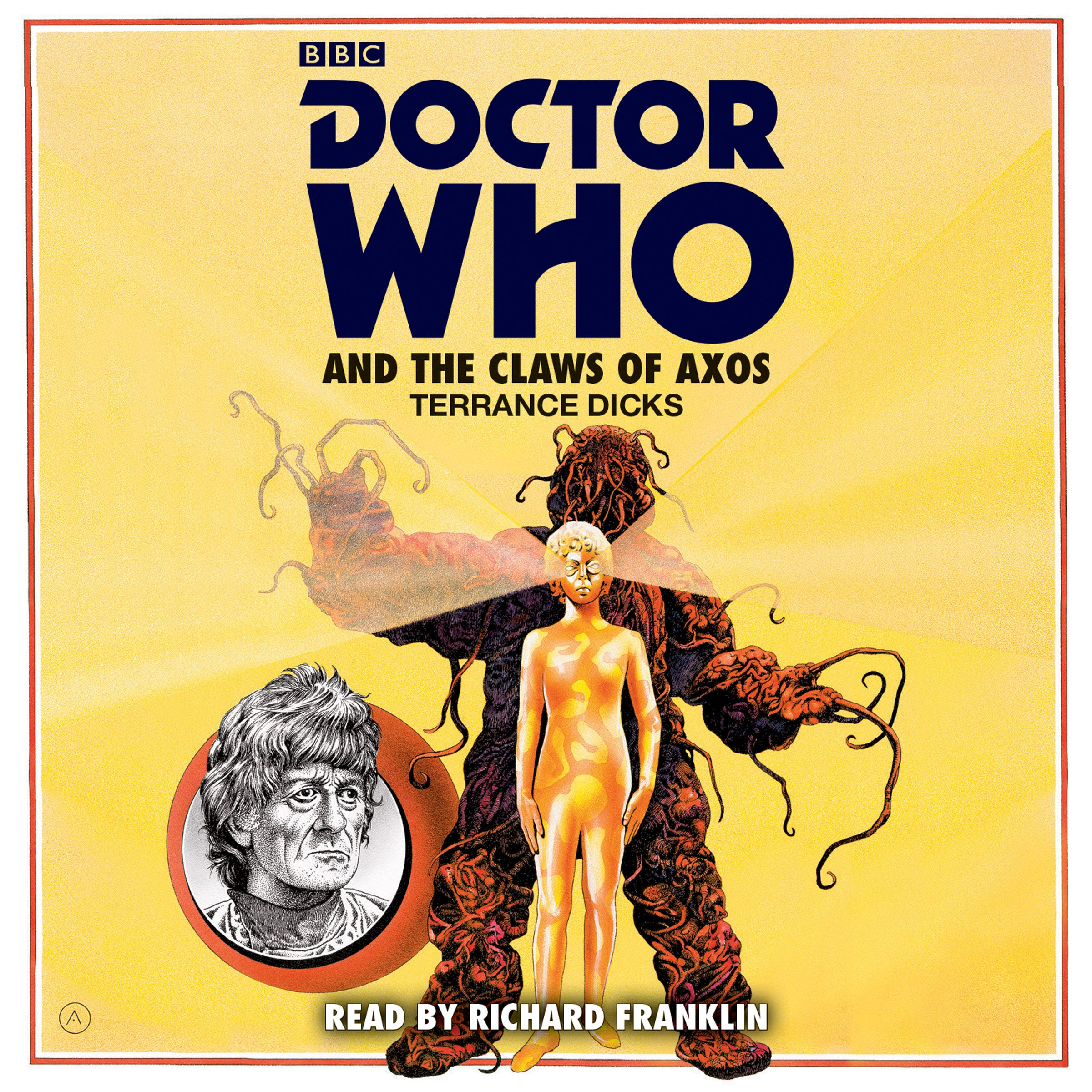 Doctor Who and The Claws Of Axos (Credit: BBC Audio)