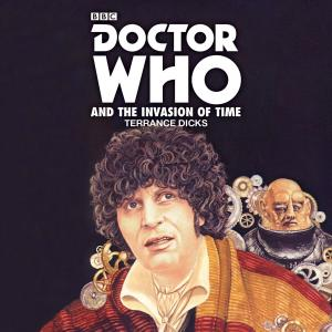 Doctor Who and The Invasion Of Time (no narrator announced) (Credit: BBC Audio)
