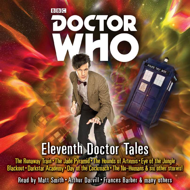 Eleventh Doctor Tales (Credit: BBC Audio)