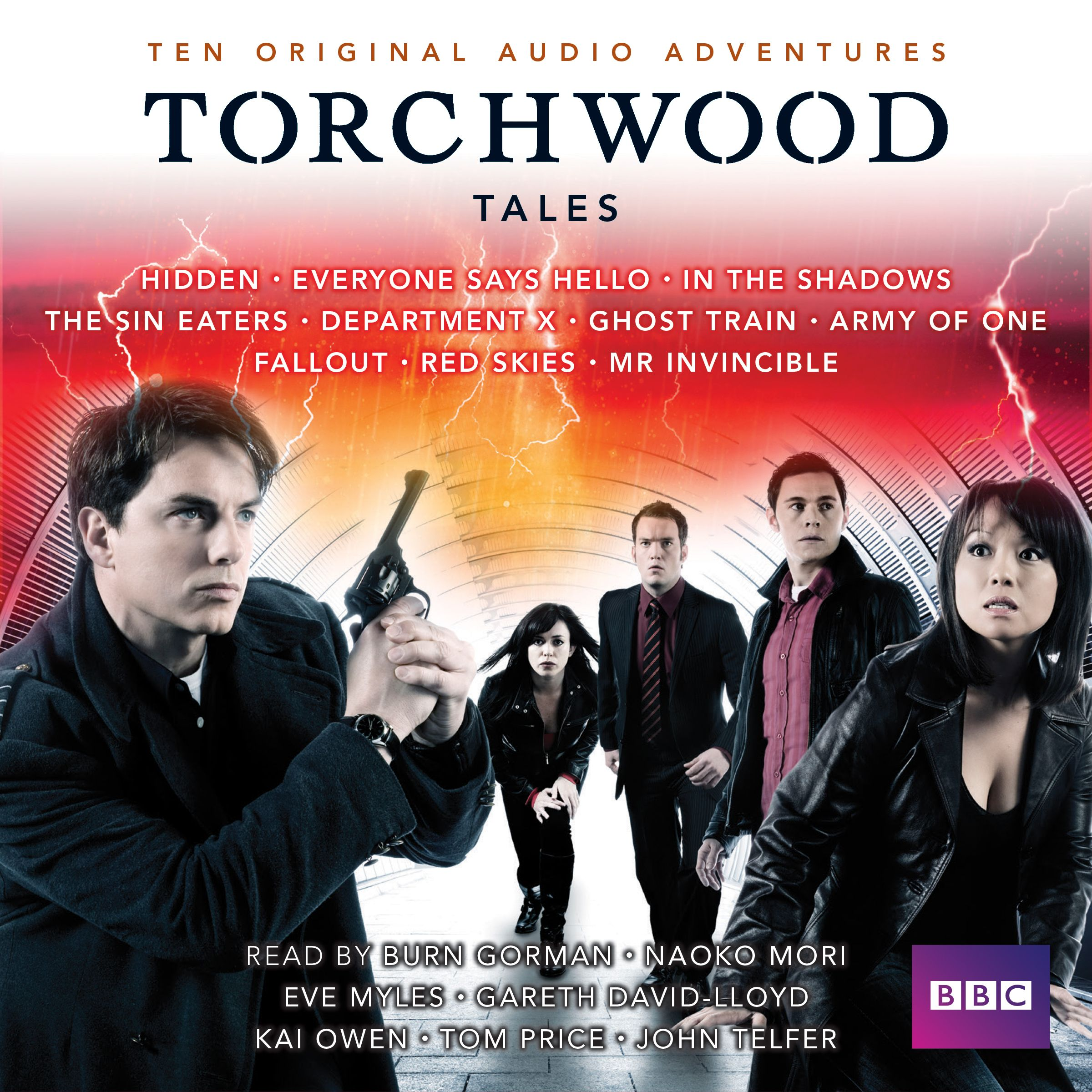 Torchwood Tales (Credit: BBC Audio)