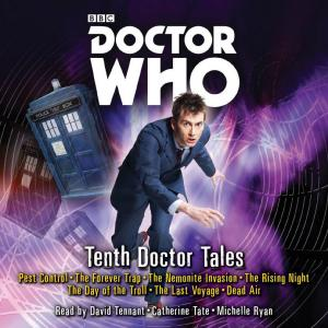 Tenth Doctor Tales (Credit: BBC Audio)