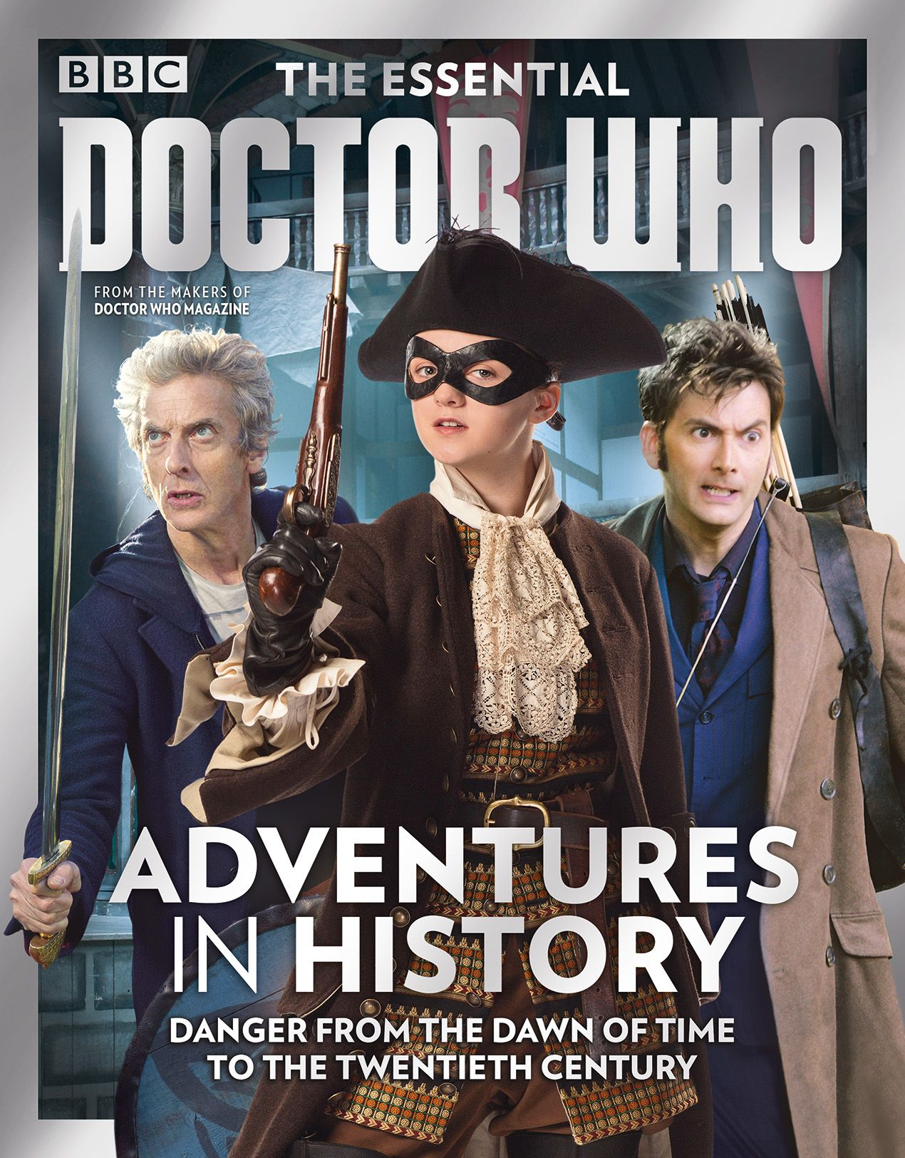 The Essential Doctor Who #8 - Adventures in History (Credit: Doctor Who Magazine)