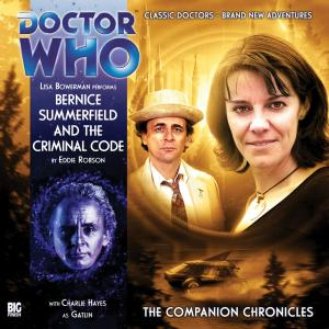 Doctor Who: Bernice Summerfield and the Criminal Code