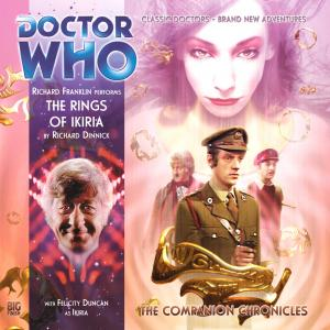 Doctor Who: The Rings of Ikiria