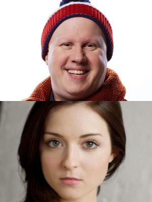 Matt Lucas and Stephanie Hyam guest star in Series 10