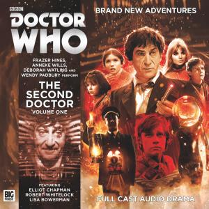 Doctor Who: The Second Doctor Volume 01