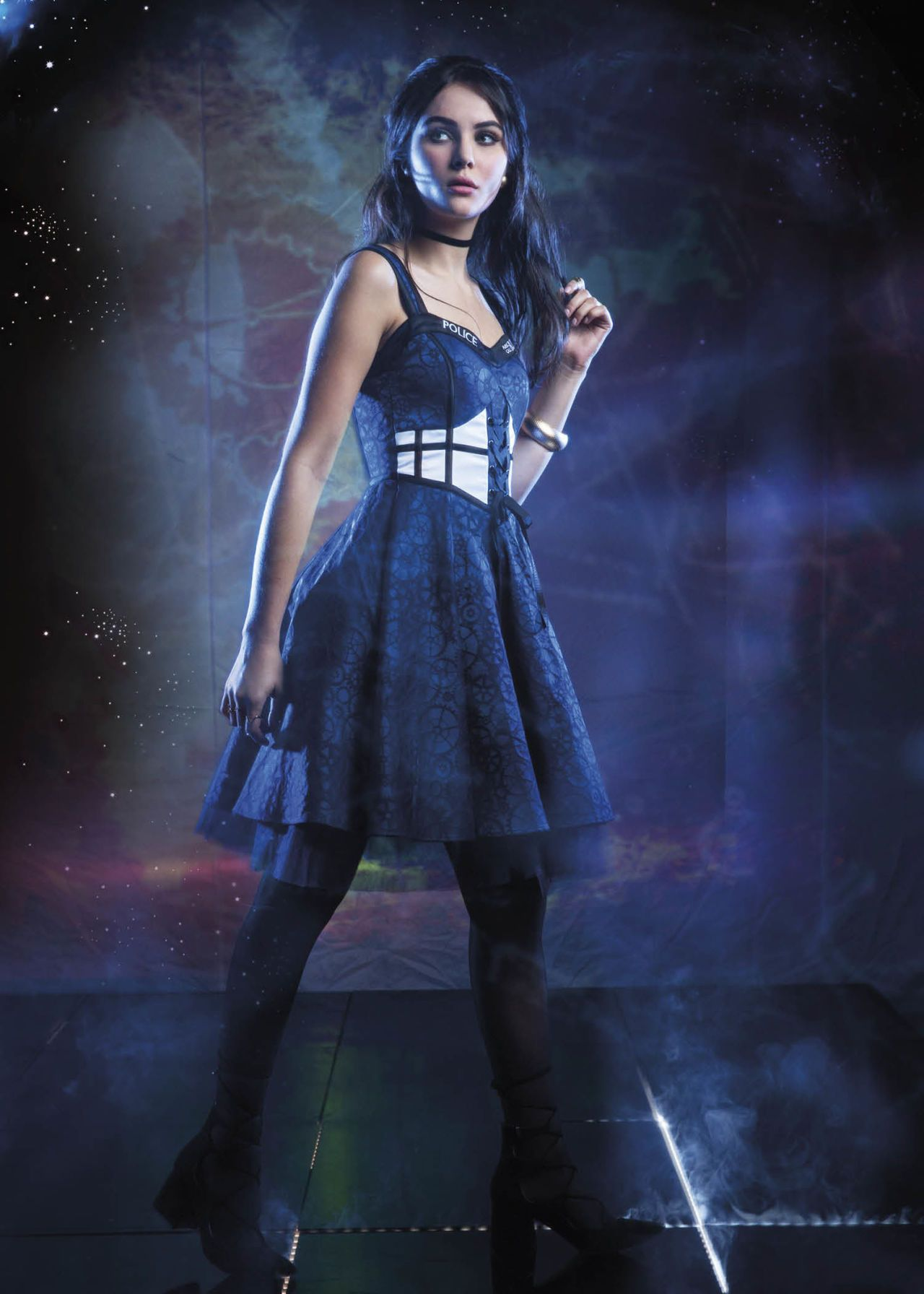 Hot Topic: TARDIS Dress (Credit: Hot Topic)