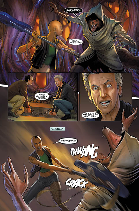 THE TWELFTH DOCTOR #2.7 (Credit: Titan)