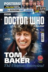 Doctor Who Magazine 501