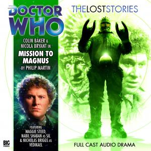 Doctor Who: Mission to Magnus