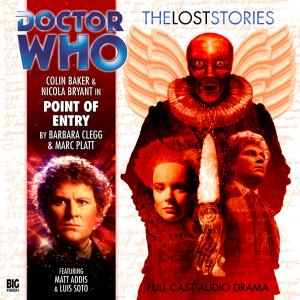 Doctor Who: Point of Entry