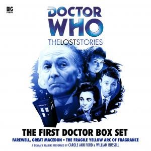 Doctor Who: The First Doctor Boxset
