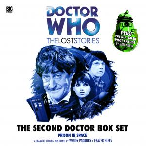 Doctor Who: The Second Doctor Boxset