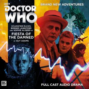 Doctor Who: Fiesta Of The Damned