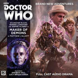 Doctor Who: Maker Of Demons
