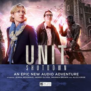 Doctor Who: UNIT: Shutdown