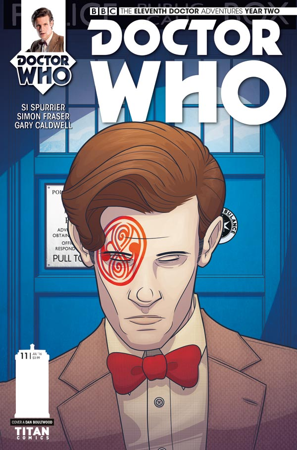 THE ELEVENTH DOCTOR #2.11