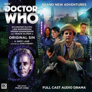 Original Sin (Credit: Big Finish)