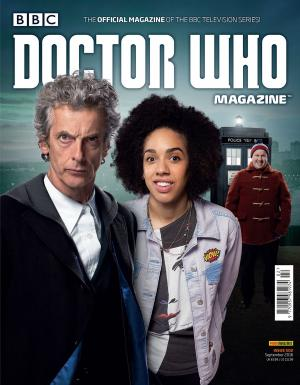 Doctor Who Magazine 502 (Credit: DWM/Panini)