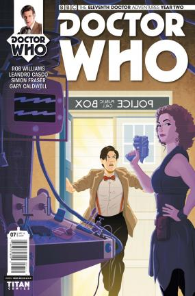 DOCTOR WHO: ELEVENTH DOCTOR #2.7 (Credit: Titan Comics)