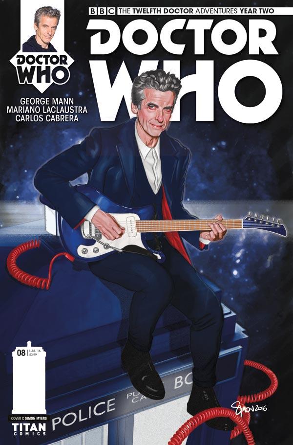 TWELFTH DOCTOR #2.8