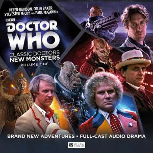 Doctor Who: Classic Doctors, New Monsters (Volume One)