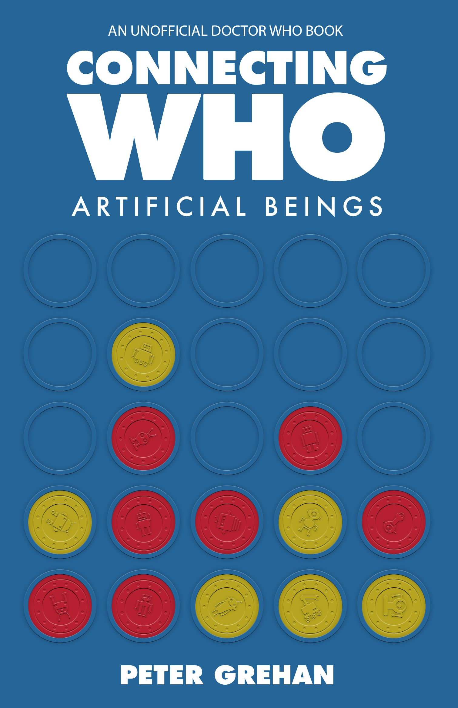 Connecting Who - Artificial Beings (Credit: Candy Jar Books)