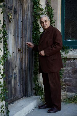 David Suchet as The Landlord (Credit: BBC / Simon Ridgway)