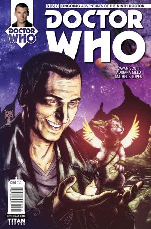 NINTH DOCTOR #5 (Credit: Titan)
