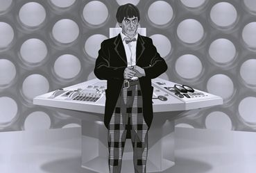 The Power of the Daleks (animated) - The Doctor (Credit: BBC Worldwide)