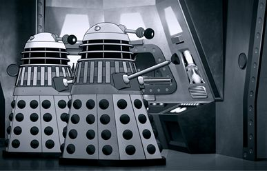 The Power of the Daleks (animated) - The Daleks (Credit: BBC Worldwide)