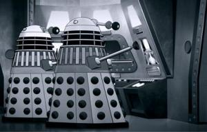 The Power of the Daleks: Episode One (animation)