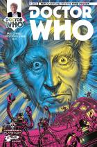 Third Doctor #1 (Titan) Forbidden Planet/Jetpack store variant: Boo Cook