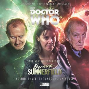 Bernice Summerfield: Volume Three - The Unbound Universe (Credit: Big Finish)