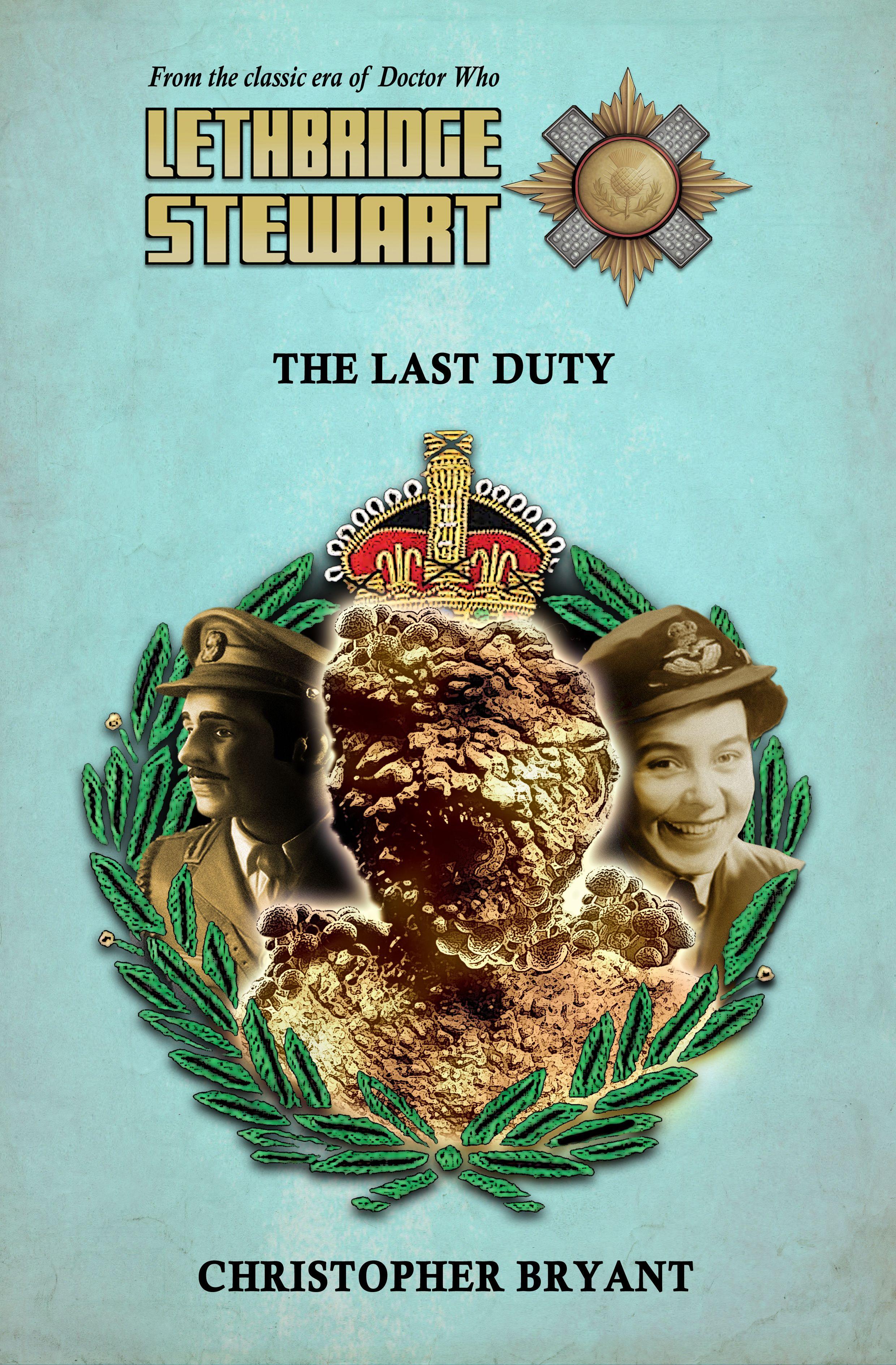 Lethbridge-Stewart: The Last Duty (Credit: Candy Jar Books)