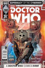 SUPREMACY OF THE CYBERMEN #3 (Titan)
