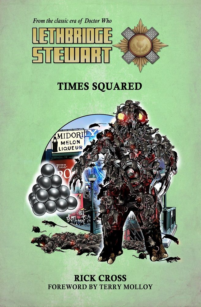 Lethbridge-Stewart: Times Squared (Credit: Candy Jar Books)