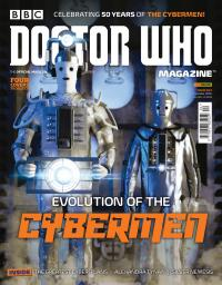 Doctor Who Magazine issue 504 (60s Cybermen) (Credit: DWM)