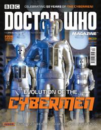 Doctor Who Magazine issue 504 (60s/70s Cybermen) (Credit: DWM)