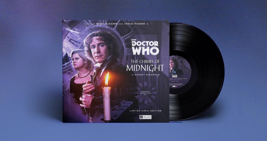 The Chimes of Midnight (limited edition vinyl) (Credit: Big Finish)