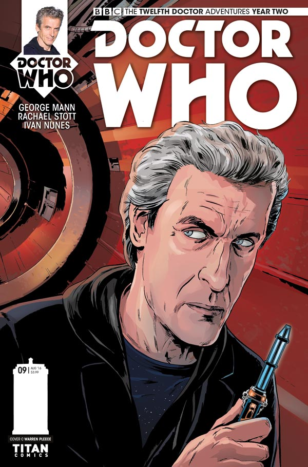 Doctor Who: Twelfth Doctor #2.9  (Titan)