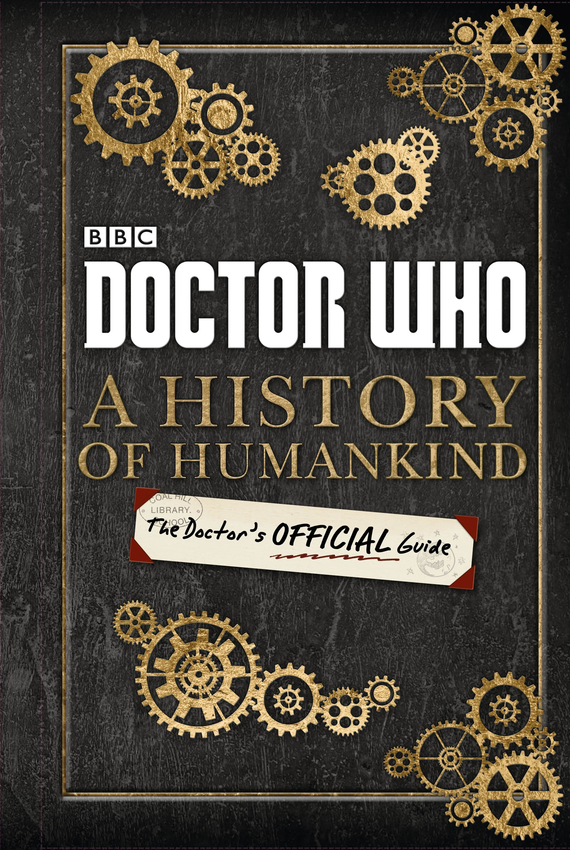 A History of Humankind (The Doctor's Official Guide) (Credit: BBC Childrens Books)