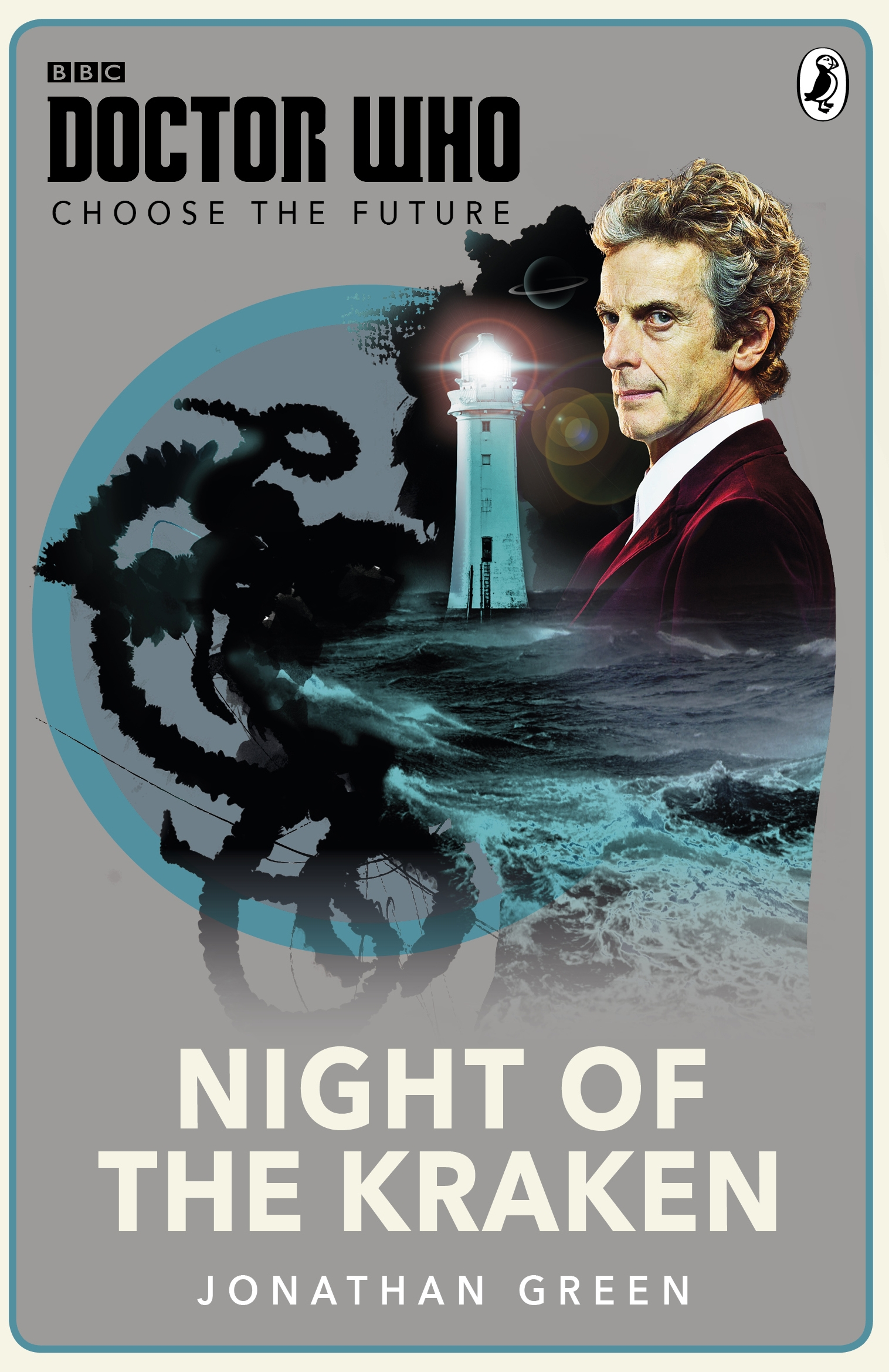 Choose the Future: Night of the Kraken (Credit: BBC Childrens Books)