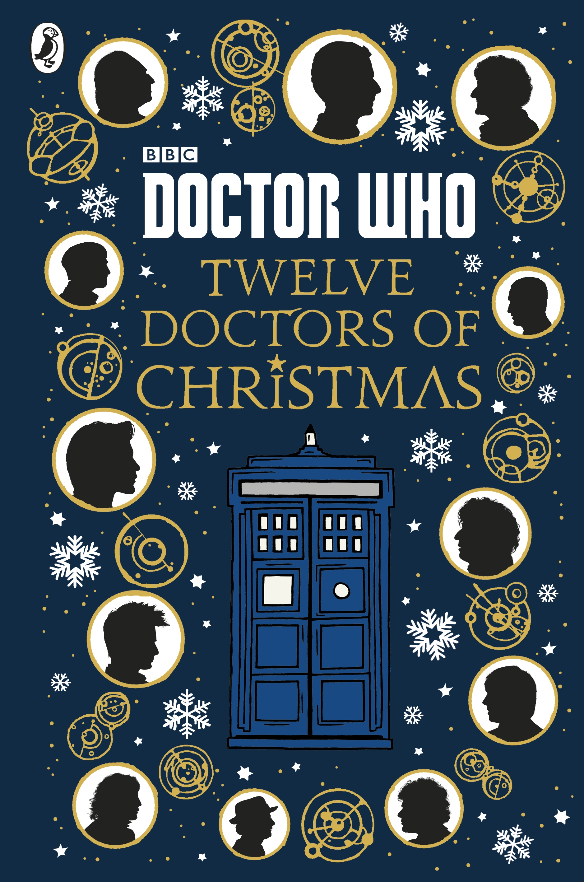 Twelve Doctors of Christmas (Credit: BBC Childrens Books)