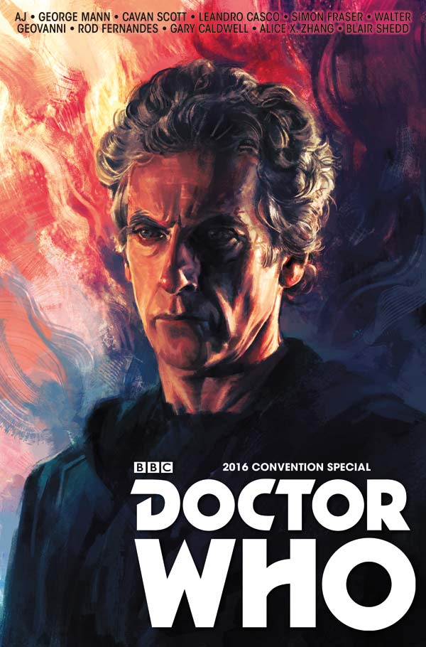 Convention Special 2016 Cover A (Credit: Titan)